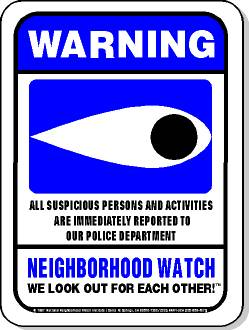 Neighboorhood Watch